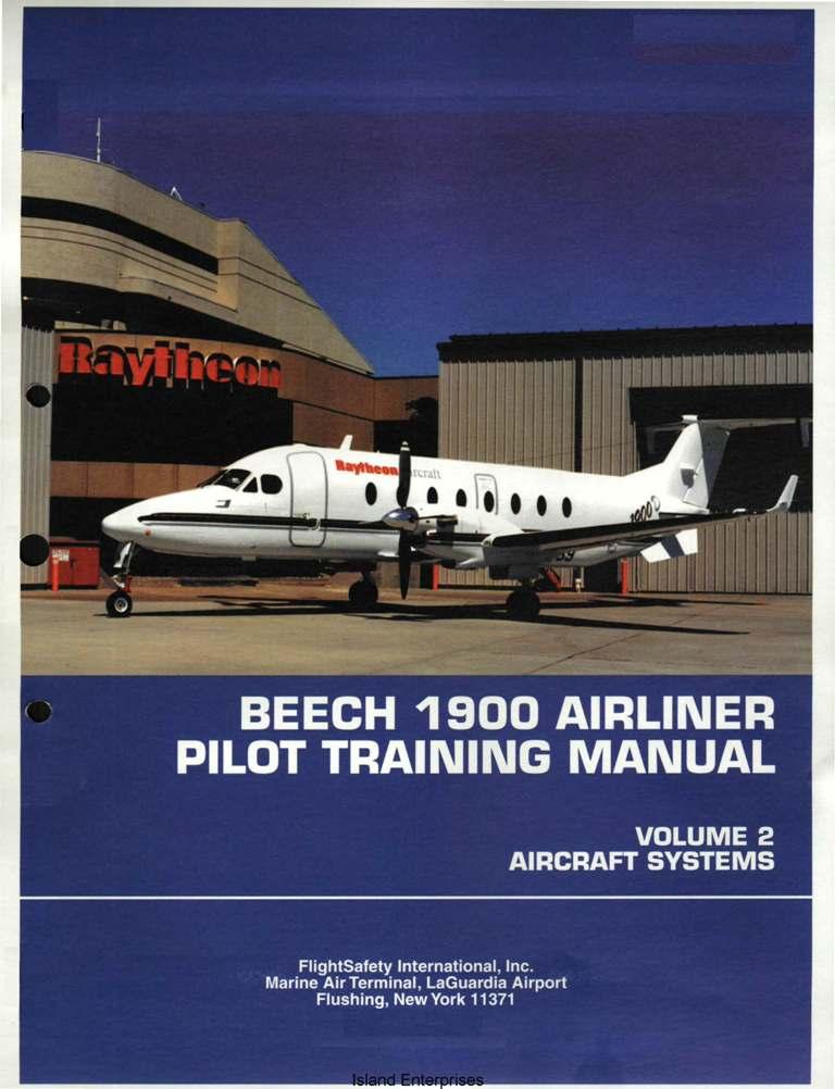 1900 Aircraft Manual