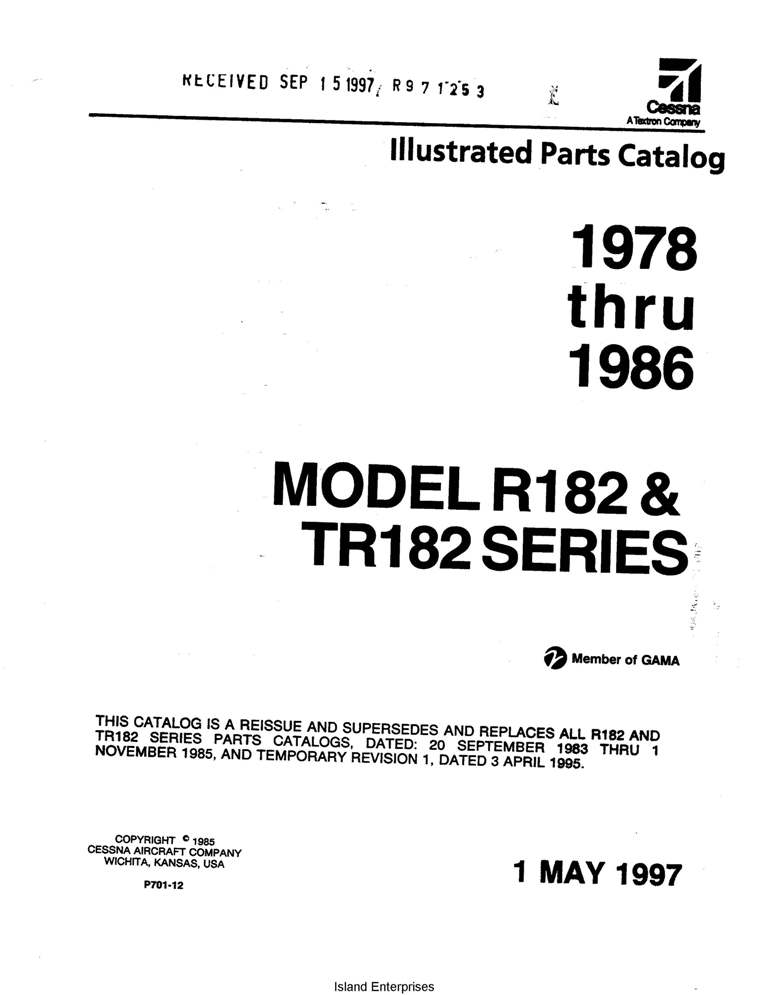 Cessna 150 Structural Repair Manual is better Than automatic