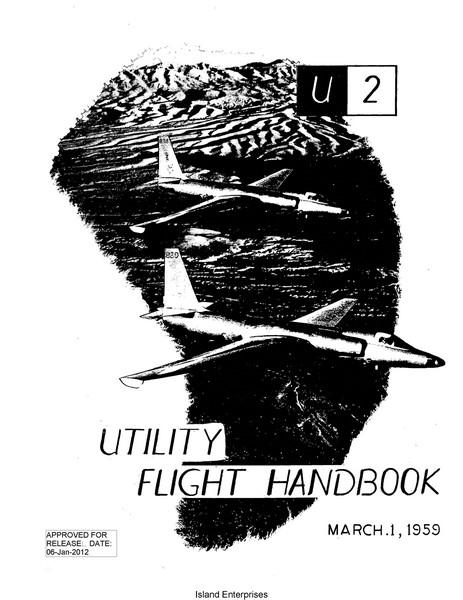 U 2 1959 Lockheed U-2 Utility F...
