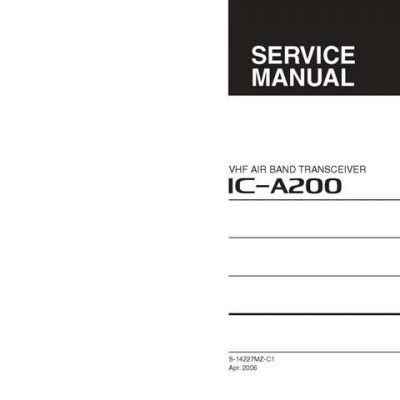 Icom Ic A200 Wiring Diagram | Wiring Diagram A Wiring Electrical Diagrams Schematic on