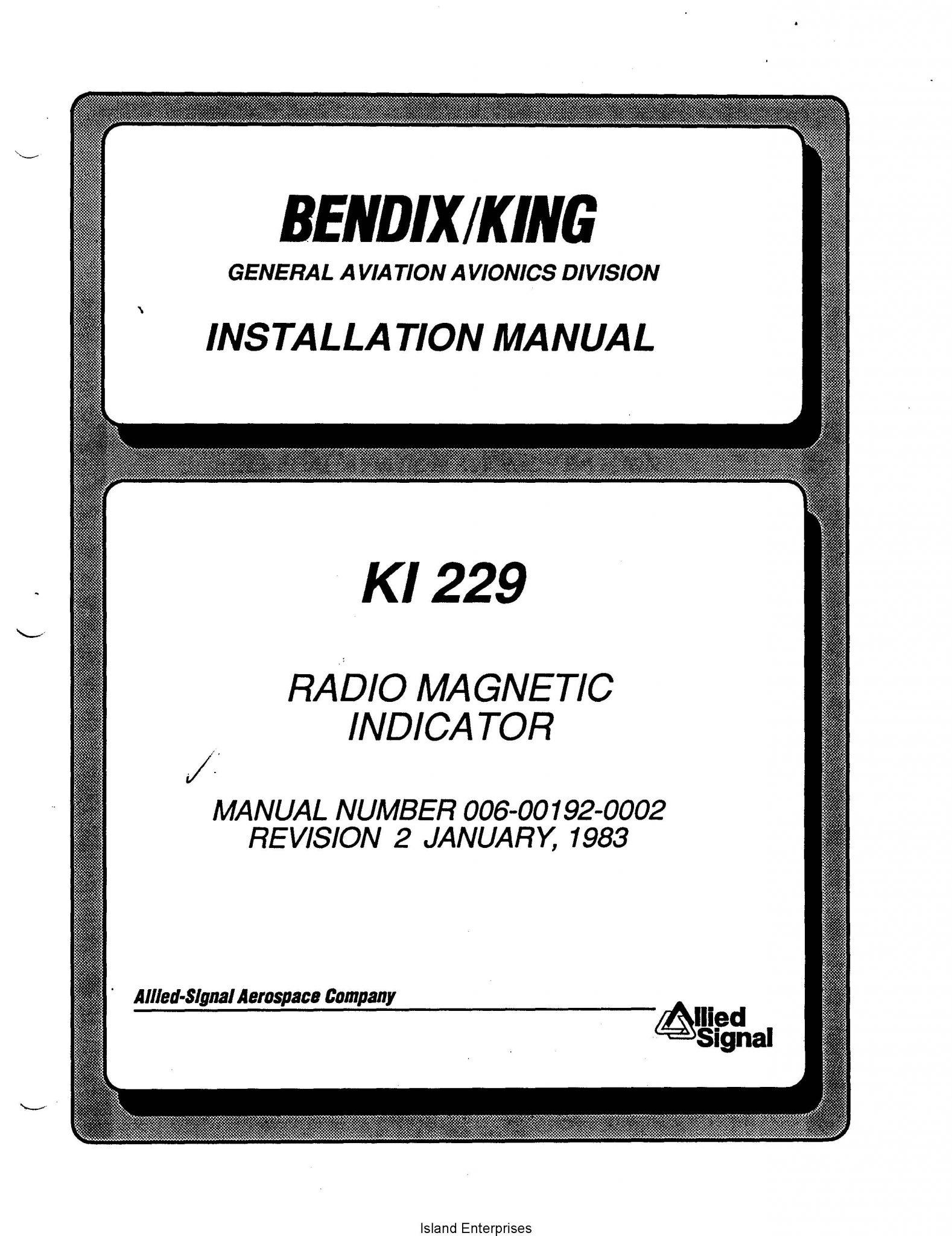 Purchase bendix king avionics kns-80 nav install manual motorcycle.
