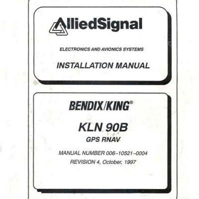 King Kx 170b 175b Vhf Nav Com
