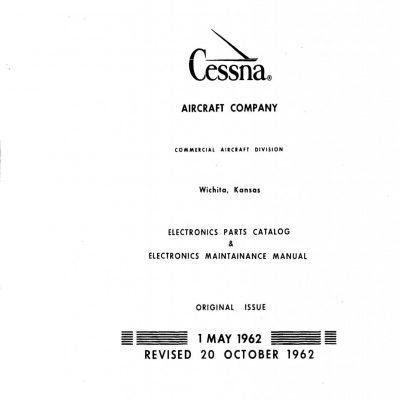 1969-1975 Cessna Model 150 A150 /& FA150 Parts Catalog Revision 1976 F150
